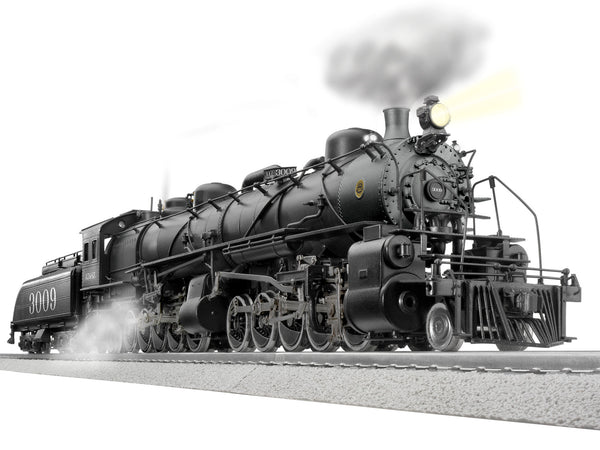 Lionel 2131480 VISIONLINE Santa Fe 3000 Class 2-10-10-2 Steam Locomotive #3009