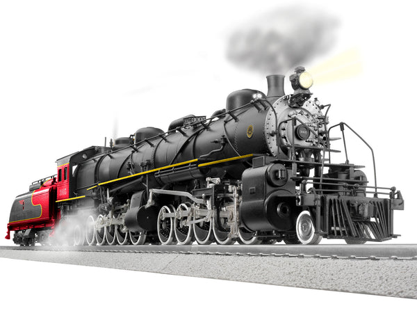 "Lionel 2131490 VISIONLINE Santa Fe 3000 Class 2-10-10-2 Steam Locomotive #3005 ""Black Bonnet"""