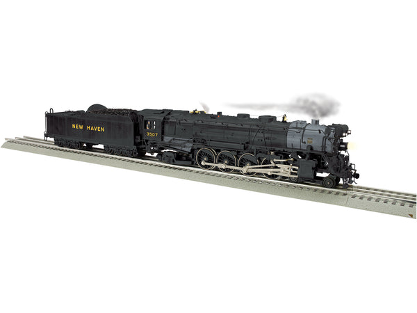 Lionel 2131570 LEGACY L2a Mohawk 4-8-2 Steam Locomotive New Haven #3507