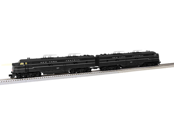 Lionel 2133080 Legacy Diesel Locomotive Build-To-Order New York Central E7 AA Set (Black) #4002/#4003