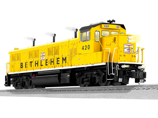 Lionel 2133090 Legacy Diesel Locomotive Build-To-Order Bethlehem Steel #420 Genset Switcher