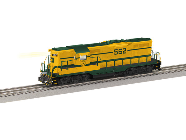 Lionel 2133171 Legacy Diesel Locomotive Build-To-Order Maine Central #562 GP7