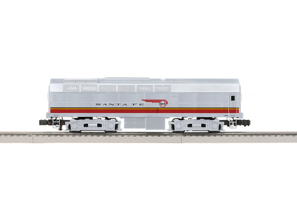 Lionel 2133218 Legacy Diesel Locomotive Build-To-Order Santa Fe Powered Sharknose B