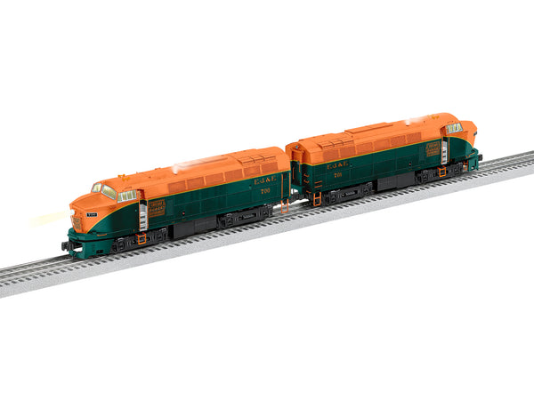 Lionel 2133230 Legacy Diesel Locomotive Build-To-Order EJ&E Sharknose AA Set