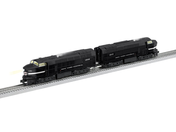 Lionel 2133250 Legacy Diesel Locomotive Build-To-Order New York Central Sharknose AA Set