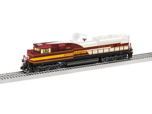 Lionel 2133341 LEGACY SD70Ace Diesel Locomotive Boston & Maine #1835