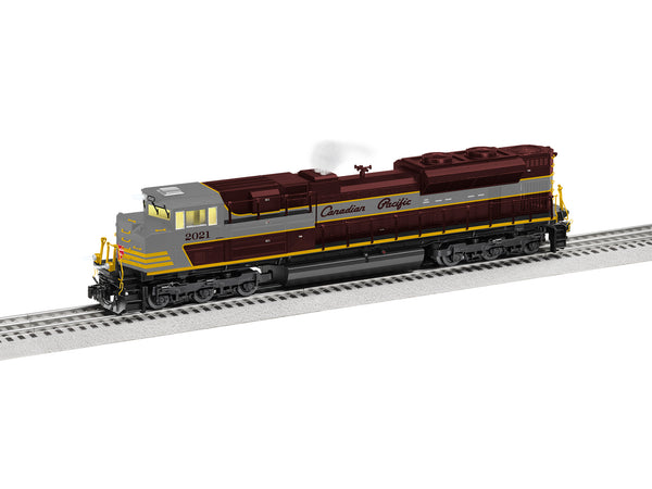 Lionel 2133352 LEGACY SD70Ace Diesel Locomotive Canadian Pacific #2021