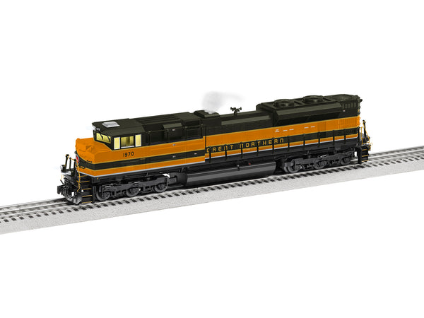 Lionel 2133362 LEGACY SD70Ace Diesel Locomotive Great Northern #1970