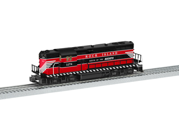 Lionel 2134040 GP7 Rock Island #1274 LionChief Plus 2.0 Diesel Locomotive