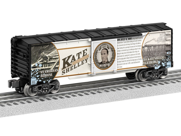 Lionel 2138010 Kate Shelley Railroad Heritage Boxcar