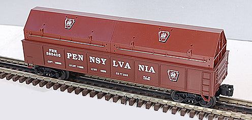 Lionel 6-17406 Pennsylvania Gondola with Coil Covers Standard O