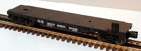 Lionel 6-19409 Southern Flatcar with Stakes