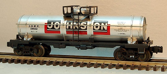 Lionel 6-19602 Johnson Refining Co. Tank Car