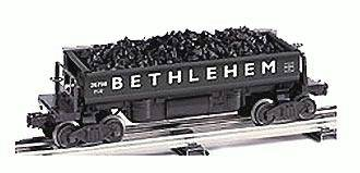 Lionel 6-26798 BETHLEHEM STEEL COAL DUMP CAR