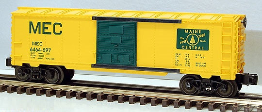 Lionel 6-29203 Maine Central Boxcar 6464-597