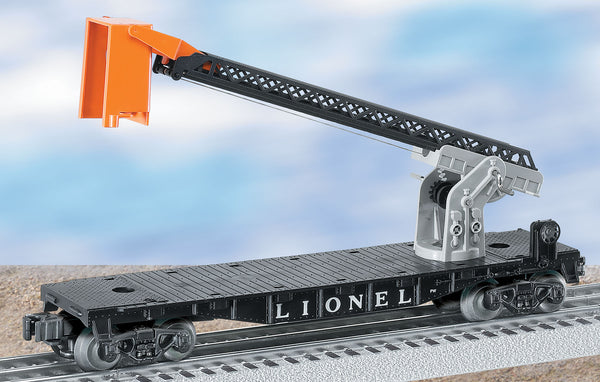 Lionel 6-29839 Postwar Celebration Series #6512 Cherry Picker Car
