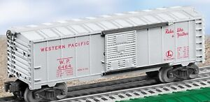 Lionel 6-39300 Postwar Celebration Series WP Western Pacific Boxcar