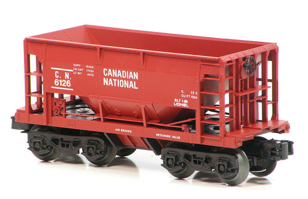Lionel 6-6126 Canadian National Ore Car