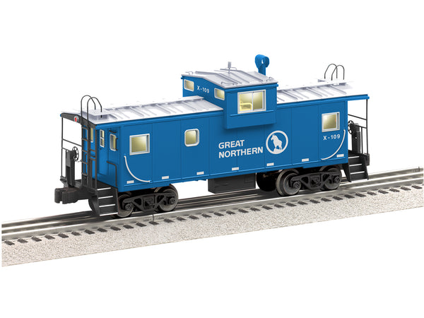Lionel 6-84134 - Lionel Wide Vision Caboose - Great Northern