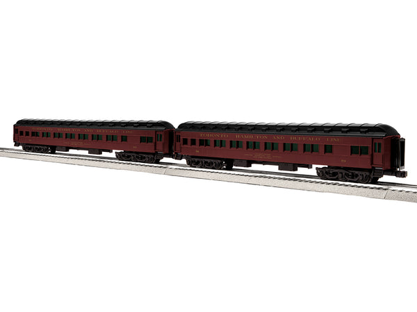 "Lionel 6-84214 - Lionel Scale 18"" Heavyweight Coach 2-Pack - THB #2"