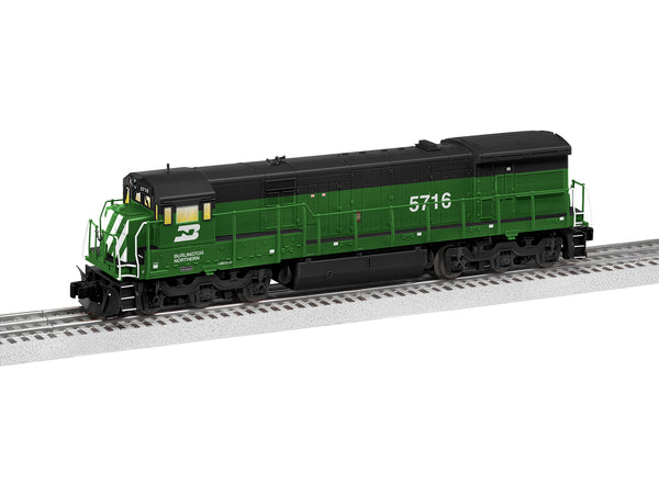 Lionel 6-84283 - Lionel Legacy U33C Diesel Engine - Burlington Northern