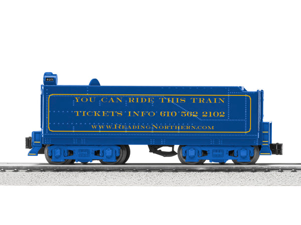 Lionel 6-84380 - Lionel Legacy USRA Pacific Steam Engine - Reading & Northern Aux Tender #425A