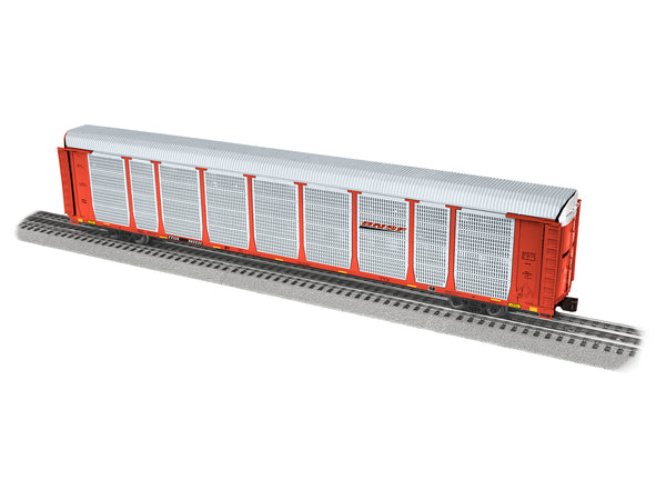 Lionel 6-84905 - Lionel Scale Autoracks - BNSF (orange) #965530