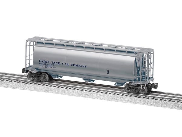 Lionel 6-84917 - Lionel Cylindrical Covered Hopper - Union Tank Car #44094