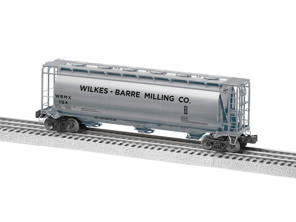 Lionel 6-84924 - Lionel Cylindrical Covered Hopper - Wilkes-Barre Mining #104