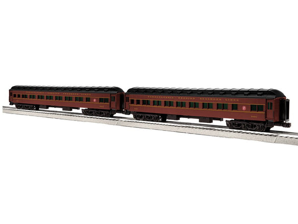 "Lionel 6-85003 - 18"" Heavyweight Coach 2 Pack - PRSL 18"" #1"
