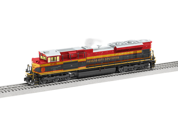 Lionel 6-85054 - Lionel Legacy SD70ACe Diesel Engine - Kansas City Southern #4164