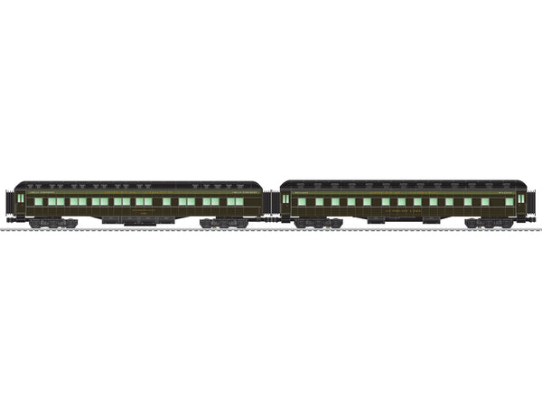 Lionel 6-85233 - Passenger Cars - Great Northern Oriental Ltd Sleeper/Diner