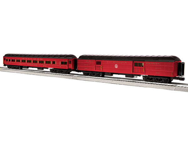 "Lionel 6-85370 - Lionel Scale Excursion & Business Cars - 18"" Reading & Northern 2 Pack A (Baggage #1250, Parlor #3)"