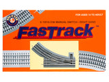 Lionel 6-12018 FASTRACK O36 MANUAL SWITCH - RIGHT HAND