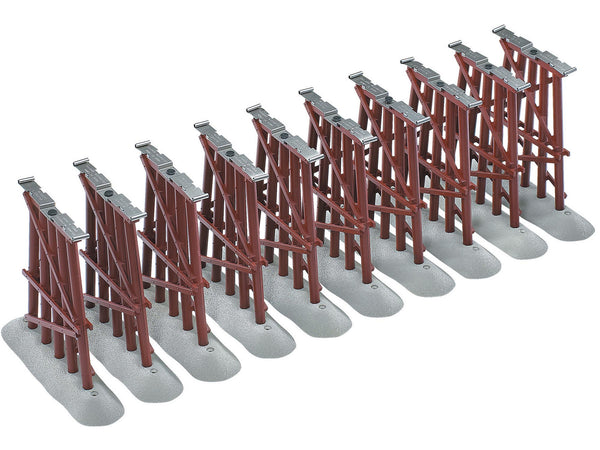 Lionel 6-12038 FASTRACK ELEVATED TRESTLE SET