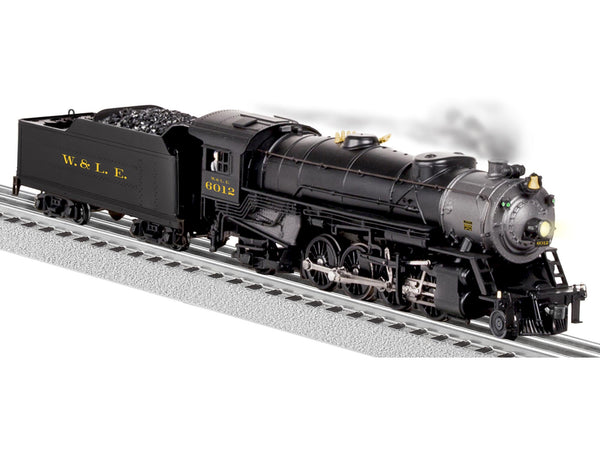 Lionel 6-81193 WHEELING & LAKE ERIE LEGACY SCALE HEAVY MIKADO 2-8-2 STEAM LOCOMOTIVE #6012