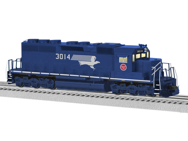 MISSOURI PACIFIC LEGACY SCALE SD40 DIESEL #3014