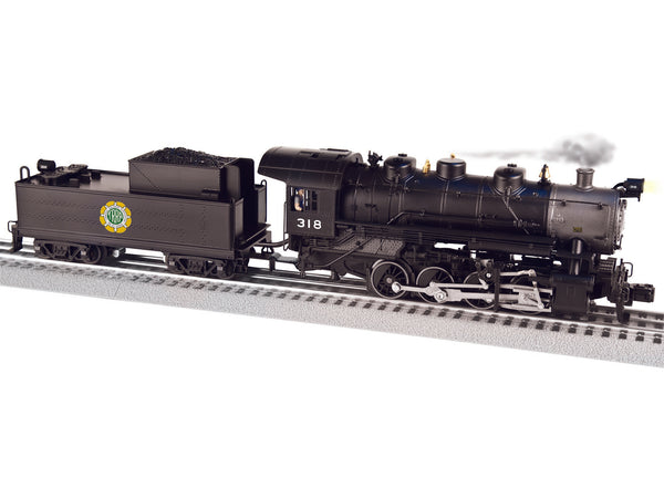 Lionel 6-83209 TERMINAL RAILROAD ASSOCIATION 0-8-0 LEGACY STEAM LOCOMOTIVE