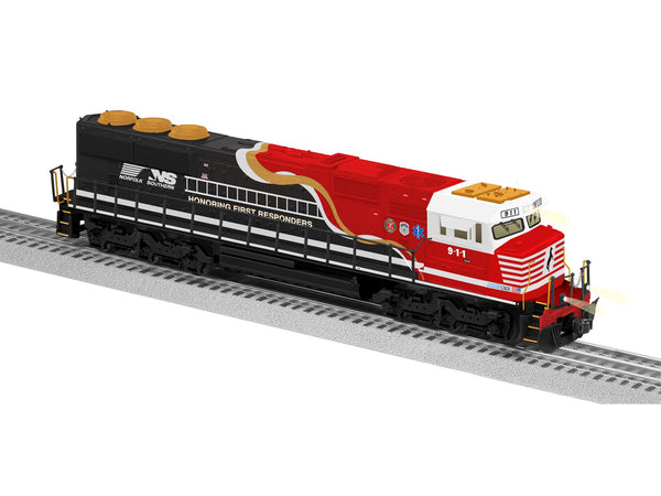 Lionel 6-83422 LEGACY Norfolk Southern SD60E 911 First Responders Diesel Locomotive