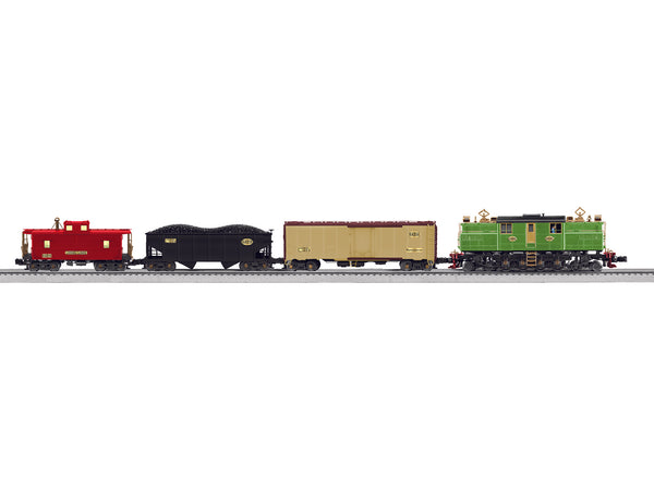Lionel 6-84512 Tinplate S2 Scale Prewar Inspired Freight Train Set