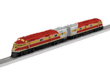 Lionel 6-84647 FLORIDA EAST COAST LEGACY E6 AA SET #1001-2