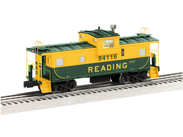 Lionel 6-85075 READING WIDE VISION CABOOSE W/ CAMERA #94116