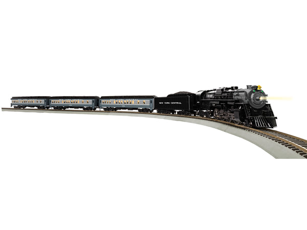Lionel 871811030 New York Central Waterlevel Limited HO Scale Train Set w/Bluetooth & DCC