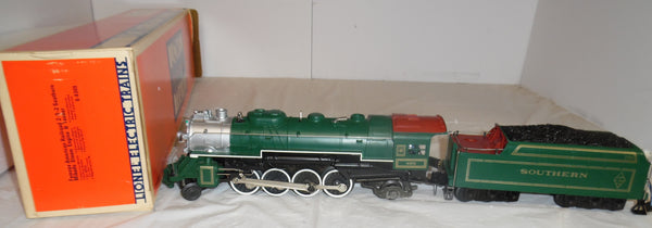 Lionel 6-8309 Southern 2-8-2 Locomotive FARR