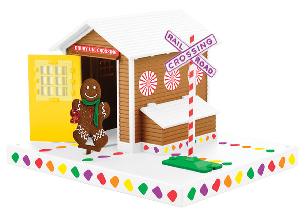 Lionel 36998 GINGERBREAD OPERATING GATEMAN