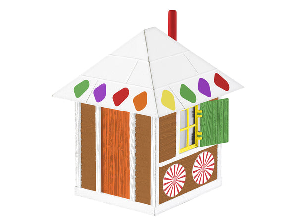 Lionel 6-82708 Gingerbread Christmas Shanty Shack