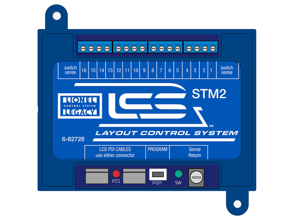 Lionel 82728 LCS SWITCH THROW MONITOR (STM2)