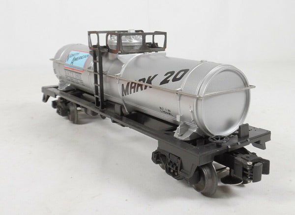 Lionel 6-19601 North American Single Dome Tank Car