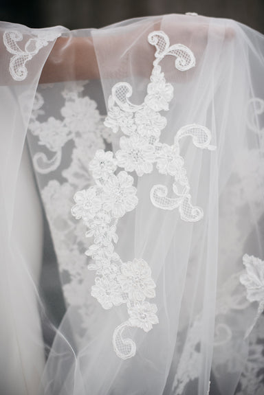 Luciana Lace - Daphne Newman Design