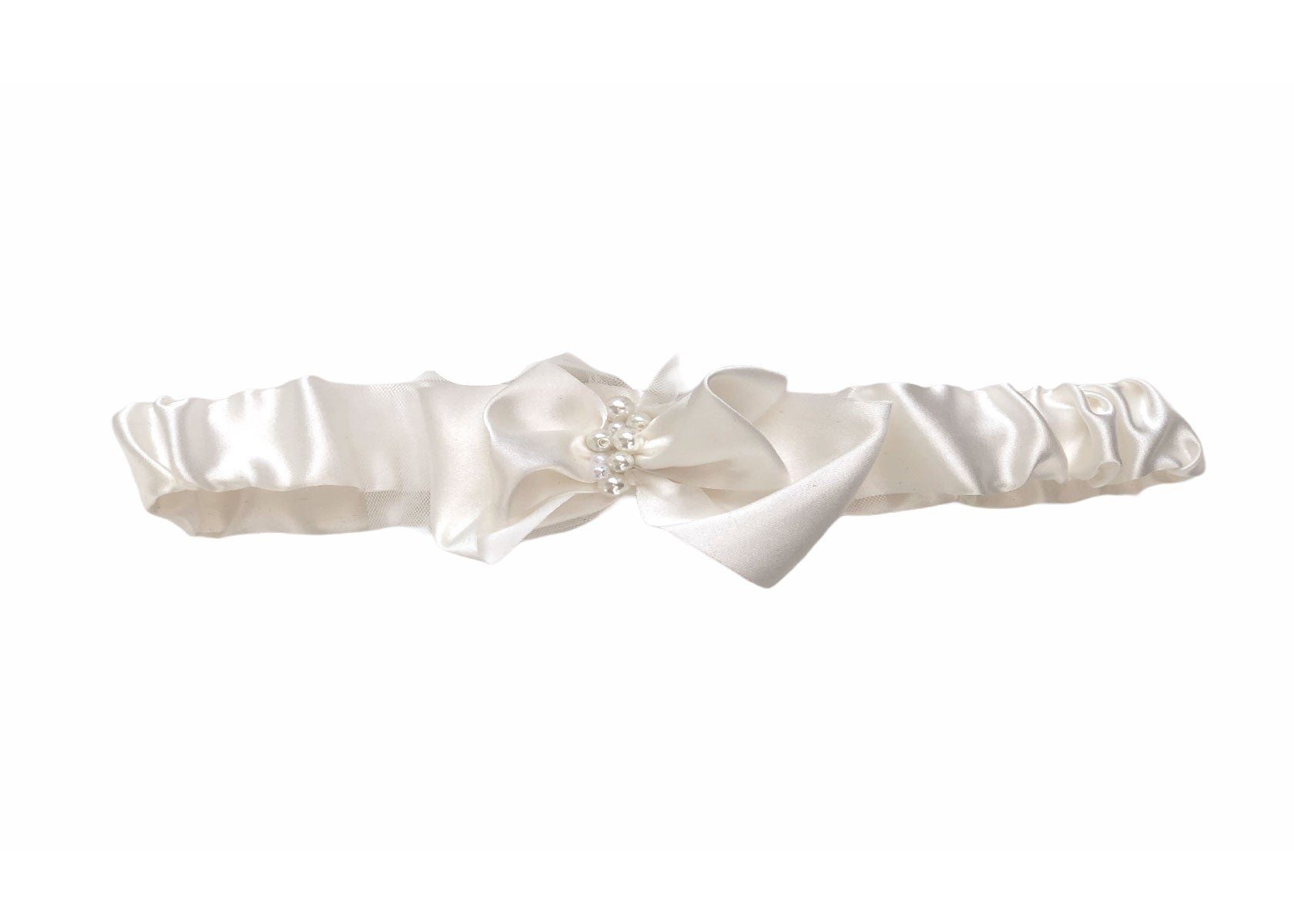 Eve Silk Bridal Garter